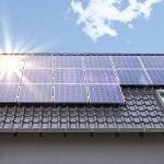 Painel de energia Solar para residências