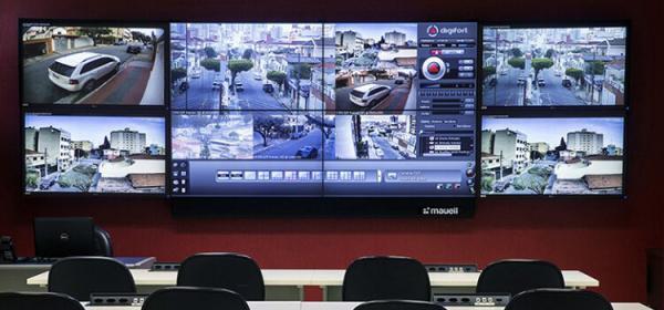 Software de monitoramento Digifort