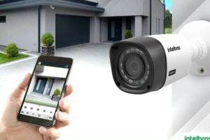 manutenção em câmeras de segurança