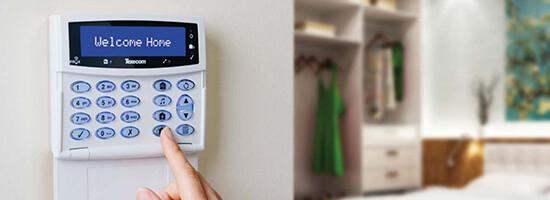 como escolher um alarme residencial