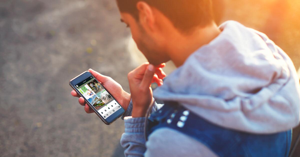 Monitore seu ambiente através do seu celular