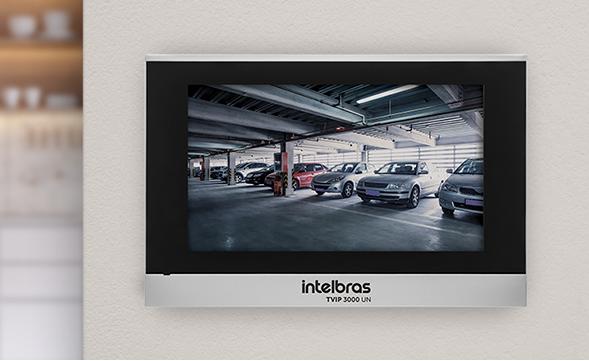 Monitor de vídeo IP para câmeras